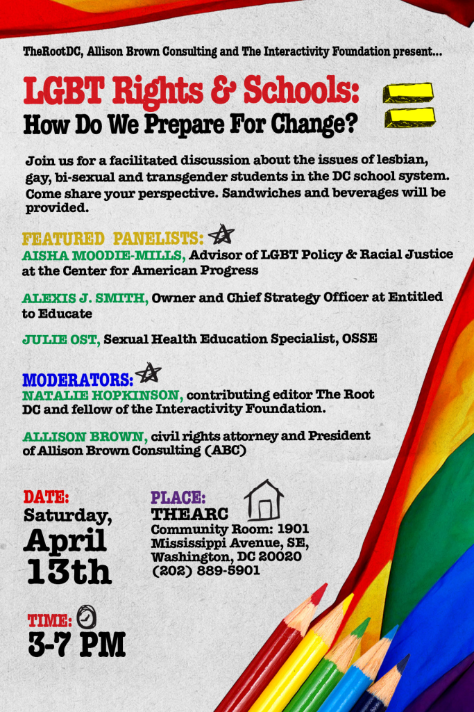 LGBT Rights and Schools  How Do We Prepare For Change