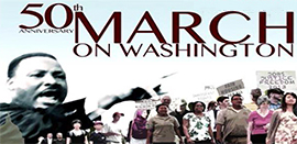 March on Washington Anniversary