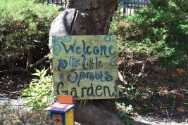Yu Ying PCS' school garden