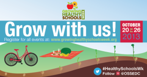 Growing Healthy Schools Wk