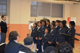 Excel Academy Choir